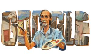 Google vinh danh cố họa sĩ Bùi Xuân Phái