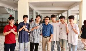 Đại học Bách Khoa vào vòng Biểu diễn 'Kpop Dance For Youth'