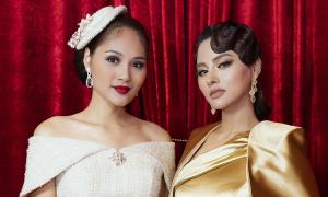 Dàn sao Việt diện phong cách cổ điển