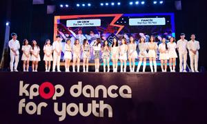 Top 6 'Kpop Dance For Youth' bốc thăm chọn bài thi