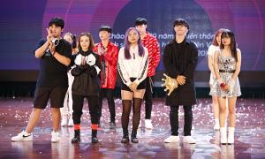 'Mưa quà tặng' trong đêm chung kết Kpop Dance For Youth