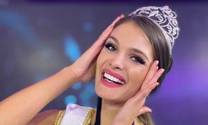 Người đẹp Hungary đăng quang Miss Intercontinental