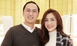 Chồng ủng hộ Tăng Thanh Hà kinh doanh