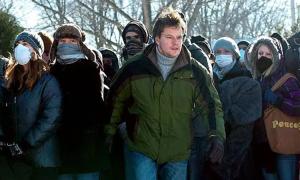 Phim về đại dịch cúm thu hút khán giả