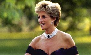 'Váy báo thù' của Công nương Diana