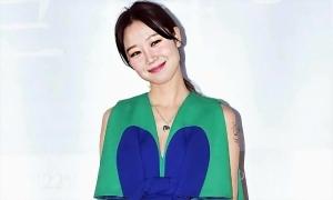Gong Hyo Jin lăng xê trang phục đa sắc