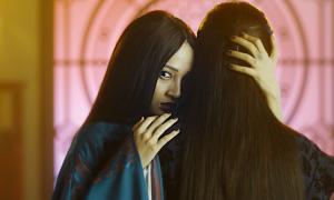 Bảo Anh đóng MV của Dương Triệu Vũ