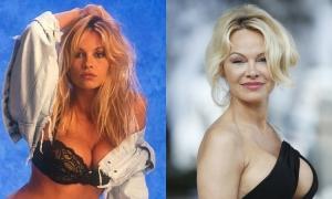 Sắc vóc 'bom sex' Pamela Anderson qua 31 năm