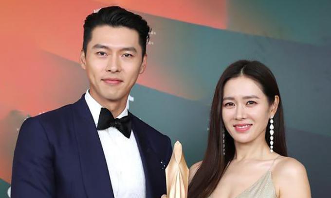 Hyun Bin, Son Ye Jin thắng Baeksang