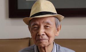 Cụ 90 tuổi chuyển ngữ 'Một chiến dịch ở Bắc Kỳ'