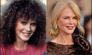Nhan sắc Nicole Kidman qua ba thập niên