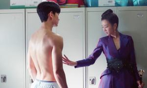 Phim của Kim Soo Hyun bị phê phán gợi dục