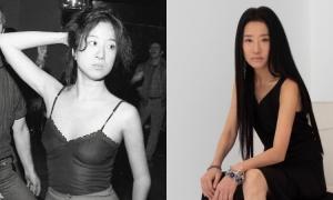Vóc dáng Vera Wang qua thời gian