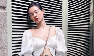 Sao Việt theo đuổi phong cách 'cô gái vắt sữa'