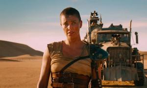 Charlize Theron buồn vì không được đóng tiếp 'Mad Max'
