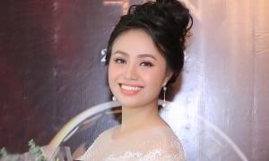 'Sao mai' Lương Hải Yến tốt nghiệp học viện