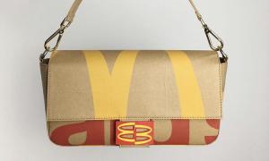 Loạt túi hiệu kinh điển được mô phỏng bằng phế liệu
