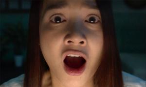 Phim kinh dị của Nhã Phương hé lộ cảnh tử nạn