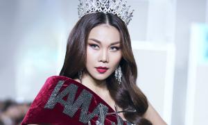 Thanh Hằng - 'nữ hoàng catwalk'