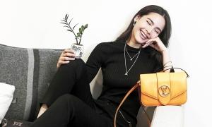 Sao châu Á khoe phong cách với túi nghìn USD