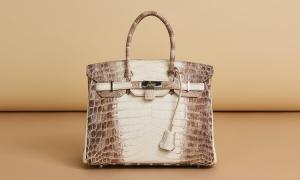 Túi Hermes lập kỷ lục với giá 230.000 bảng