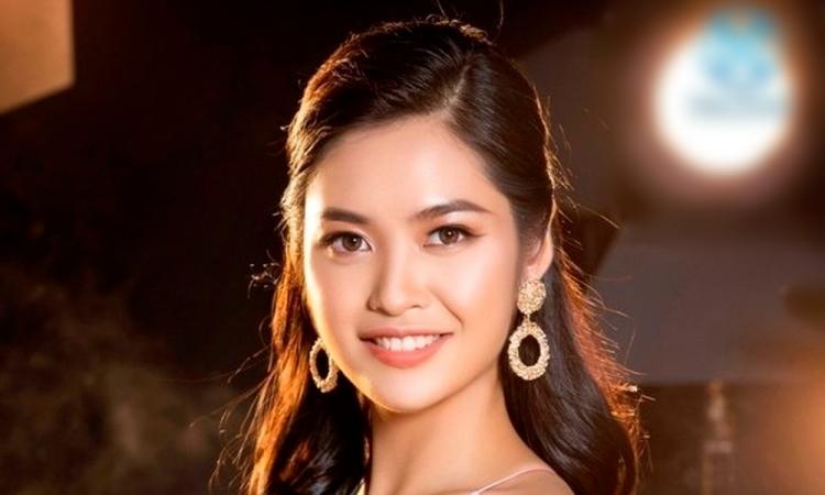 Cô gái dân tộc Tày thi Hoa hậu Việt Nam
