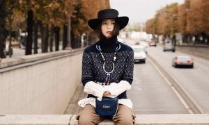 Ki Eun Se - 'tay chơi' túi hiệu Hàn Quốc