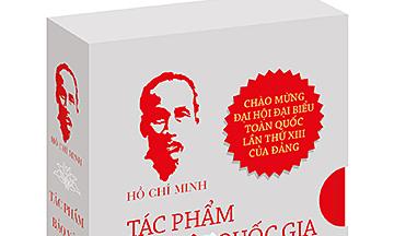 Tái bản bộ sách của Chủ tịch Hồ Chí Minh