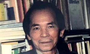 Dịch giả Huỳnh Phan Anh qua đời