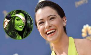 Nữ diễn viên đóng 'Người khổng lồ xanh' Hulk