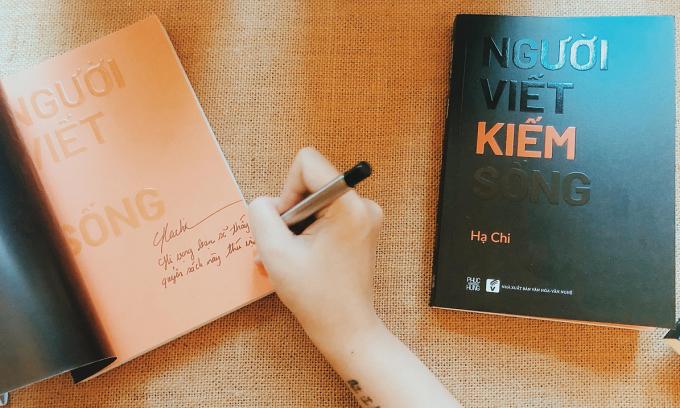 'Người viết kiếm sống' kể trải nghiệm 10 năm viết lách