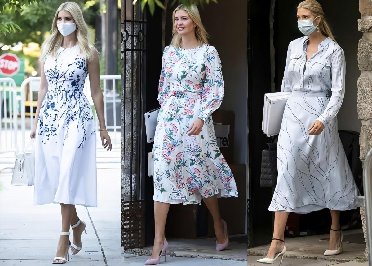 Gu thời trang của ái nữ nhà Trump - VnExpress Giải trí