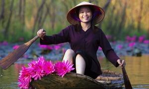 Ảnh 'Mùa thu suối Yến' thắng giải Hành trình di sản