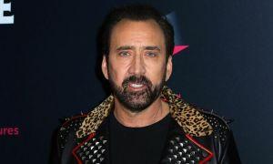 Nicolas Cage đóng phim võ thuật