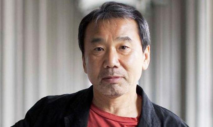 Haruki Murakami yêu dịch thuật ở tuổi 71