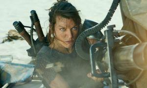 Milla Jovovich đóng phim về quái vật
