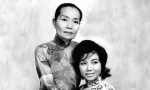 Kim Cương tưởng nhớ nghệ sĩ Bảy Nam