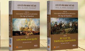 Bộ sách kể những nền văn minh thế giới