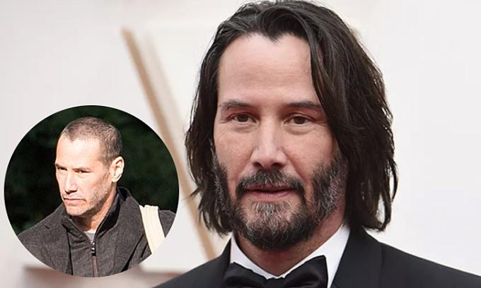 Keanu Reeves xuống tóc đóng 'Ma trận 4'