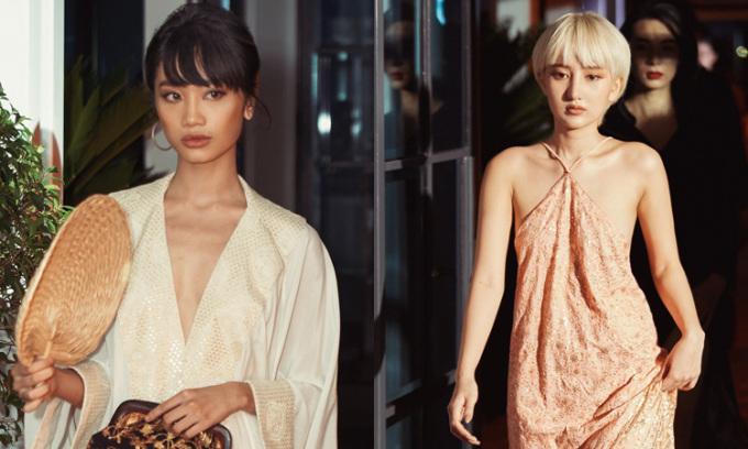 Nhà thiết kế Li Lam ra mắt bộ sưu tập mới