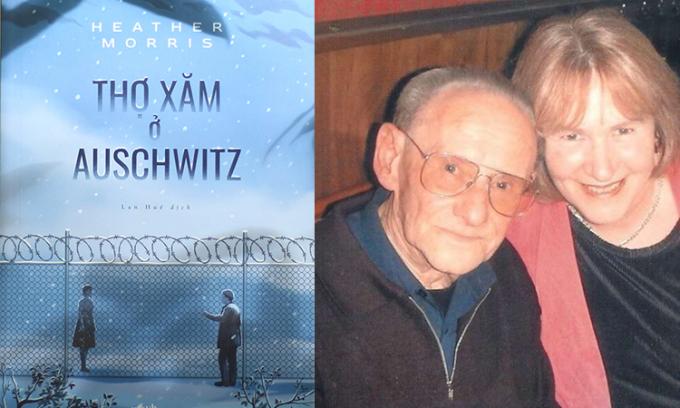 'Thợ xăm ở Auschwitz': Tình yêu thời Thế chiến