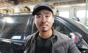 Đạo diễn Hàn cố vấn cảnh hành động phim Lý Hải
