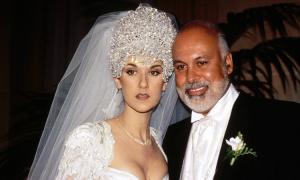 Celine Dion tưởng nhớ chồng quá cố
