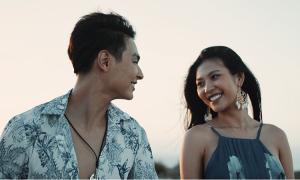 Chúng Huyền Thanh đóng MV của chồng