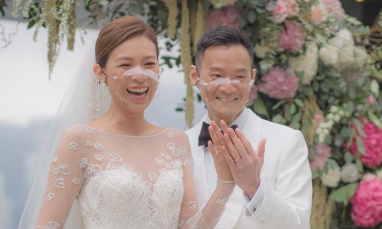Diễn viên 'Châu quang bảo khí' kết hôn