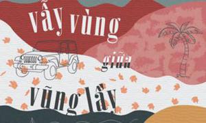 'Vẫy vùng giữa vũng lầy' - tiểu thuyết tội phạm hài hước