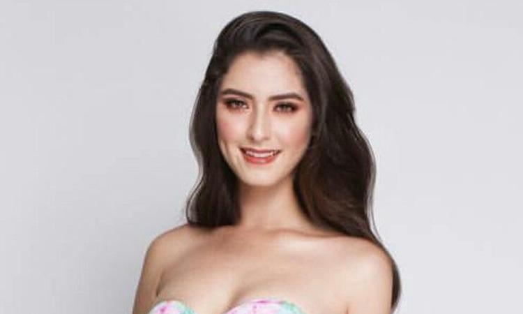 Hoa hậu Mexico bị chỉ trích khi chụp ảnh cạnh tượng Phật