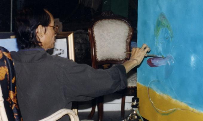 Tranh của Trịnh Công Sơn