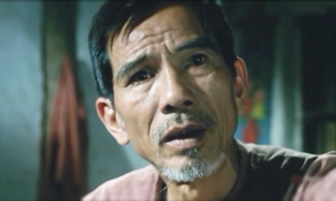 Nghệ sĩ Trần Hạnh gắn liền vai người cha khắc khổ