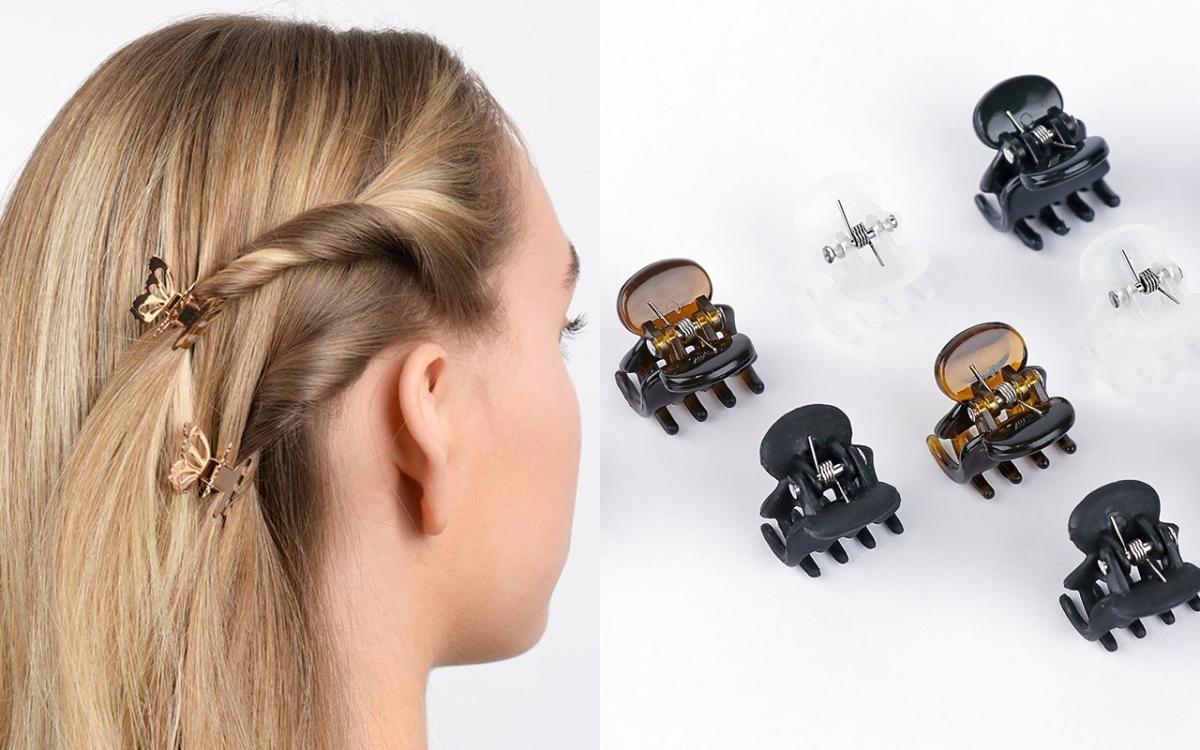 Phụ kiện tóc hot năm 2021 - VnExpress Giải trí
